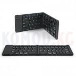 Складная беспроводная мини Bluetooth 3.0 клавиатура
