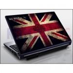 """Виниловая наклейка """"Британский флаг"""""""