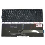 Клавиатура Dell Inspiron 15-3000, 15-3541, 15-3542, 15-4000, 15-5000, 15-5542, 15-5545, 15-5547, 15-5548, 17-5000, 17-5748, P51F с подсветкой