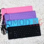 Водонепроницаемая резиновая клавиатура