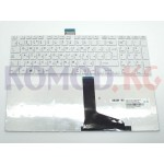 Клавиатура Toshiba L850 white