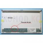 """Матрица 15.6"""" LP156WH4 (1366*768, 40pin LED, NORMAL, глянцевая, разъем слева внизу) для ноутбука"""