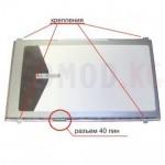 "Матрица 15.6"" LTN156AT19 (1366*768, 40pin, LED, SLIM, матовая, разъем слева внизу) для ноутбука"